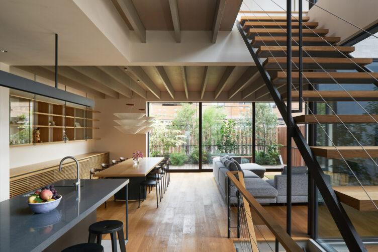 House in Yoga by Keiji Ashizawa Design 011