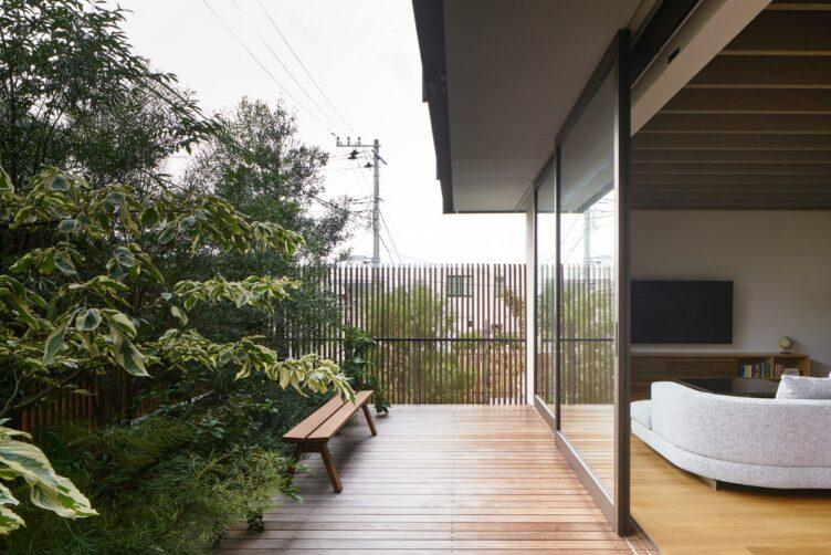 House in Yoga by Keiji Ashizawa Design 012