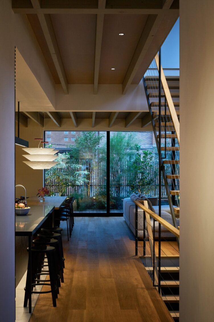 House in Yoga by Keiji Ashizawa Design 014