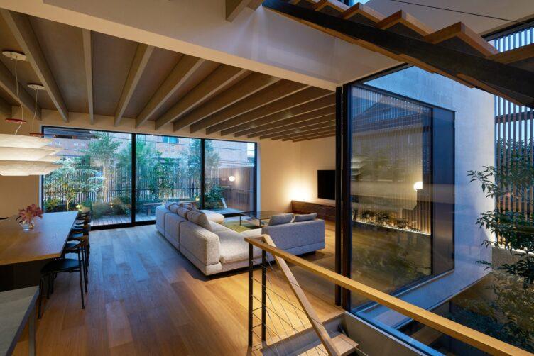 House in Yoga by Keiji Ashizawa Design 015