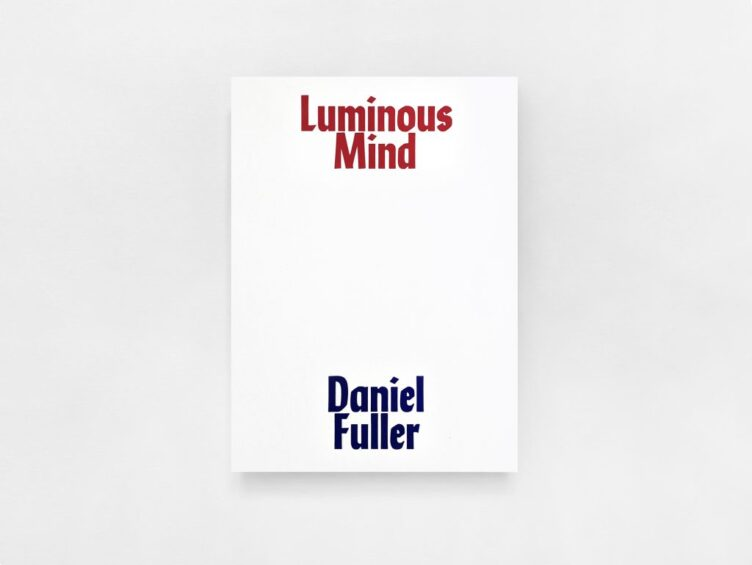 Luminous Mind By Daniel Fuller Cover