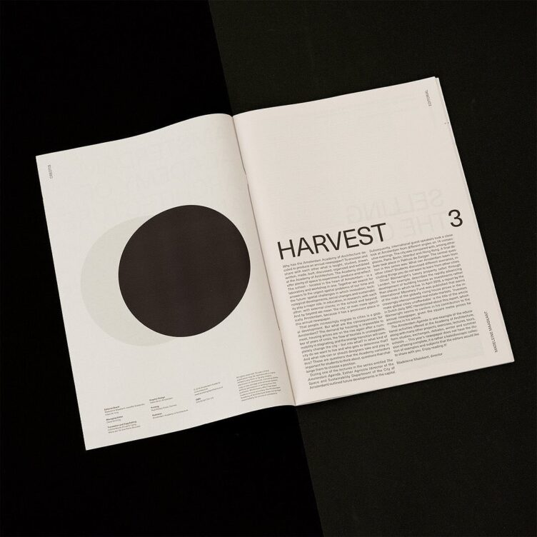 Amsterdam Academy of Architecture Annual Newspaper 2017-2018 001