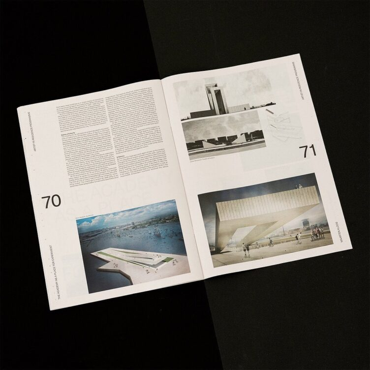 Amsterdam Academy of Architecture Annual Newspaper 2017-2018 002