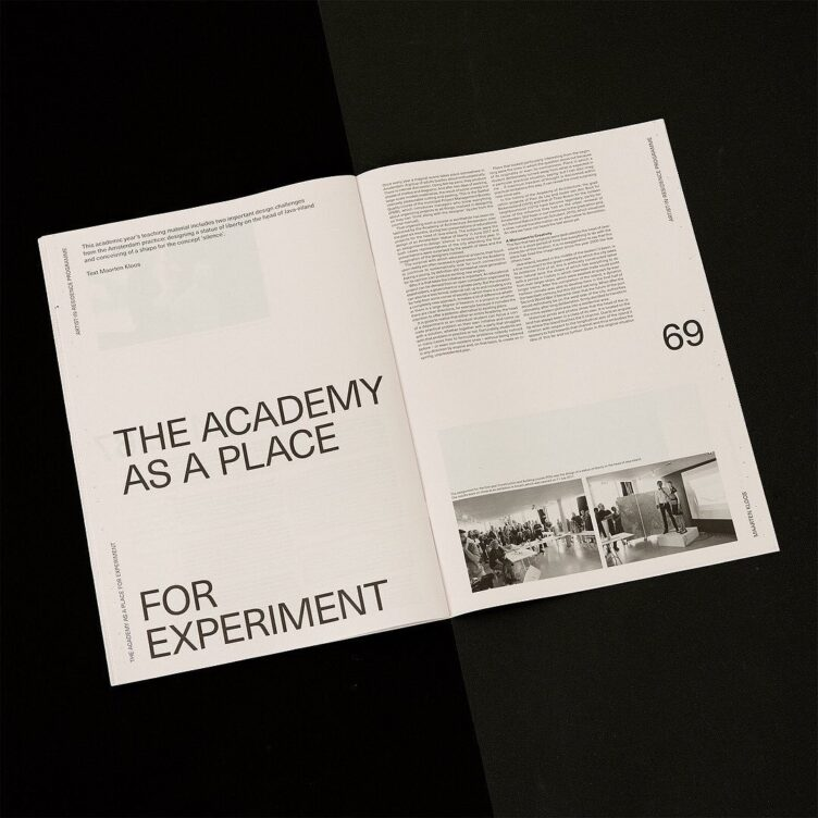 Amsterdam Academy of Architecture Annual Newspaper 2017-2018 004