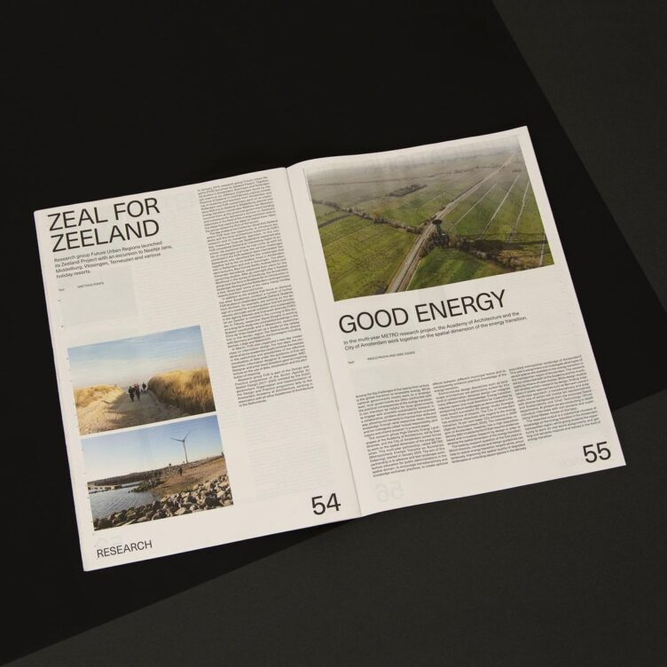 Amsterdam Academy of Architecture Annual Newspaper 2018-2019 004