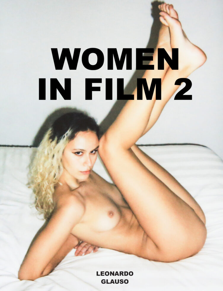 Women In Film 2, Leonardo Glauso Cover