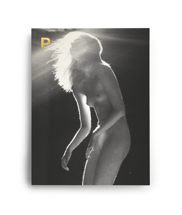 P Magazine Nº8, Gabriela Spader by David Bellemere Cover