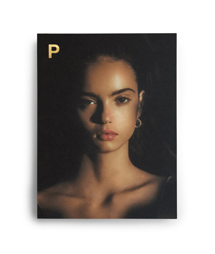 P Magazine Nº8, Inka Williams by Yexley Cover