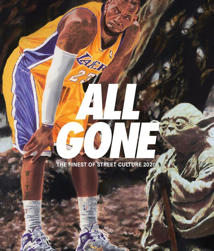 All Gone 2020: May The Force Be With U (MTFBWU) Cover