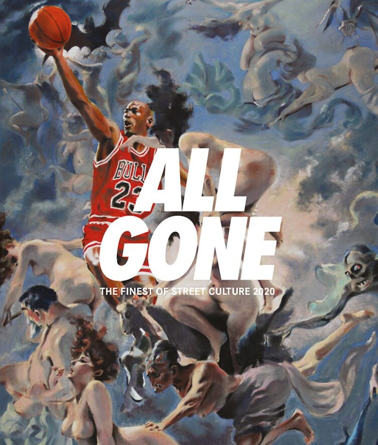 All Gone 2020: Survival Of The Fittest Cover
