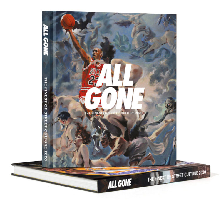 All Gone 2020: Survival Of The Fittest Cover and Spine