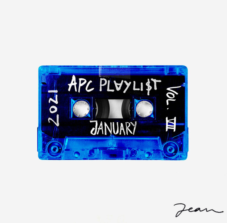 A.P.C. founder Jean Touitou's January 2021 Playlist