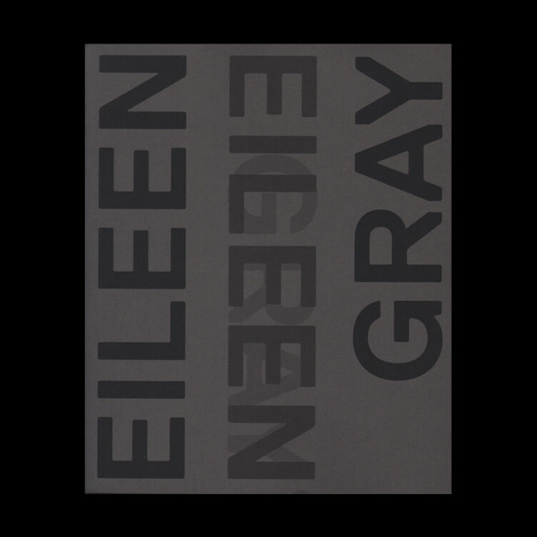 Eileen Gray Book Cover
