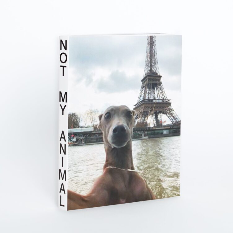 Not My Animal Cover