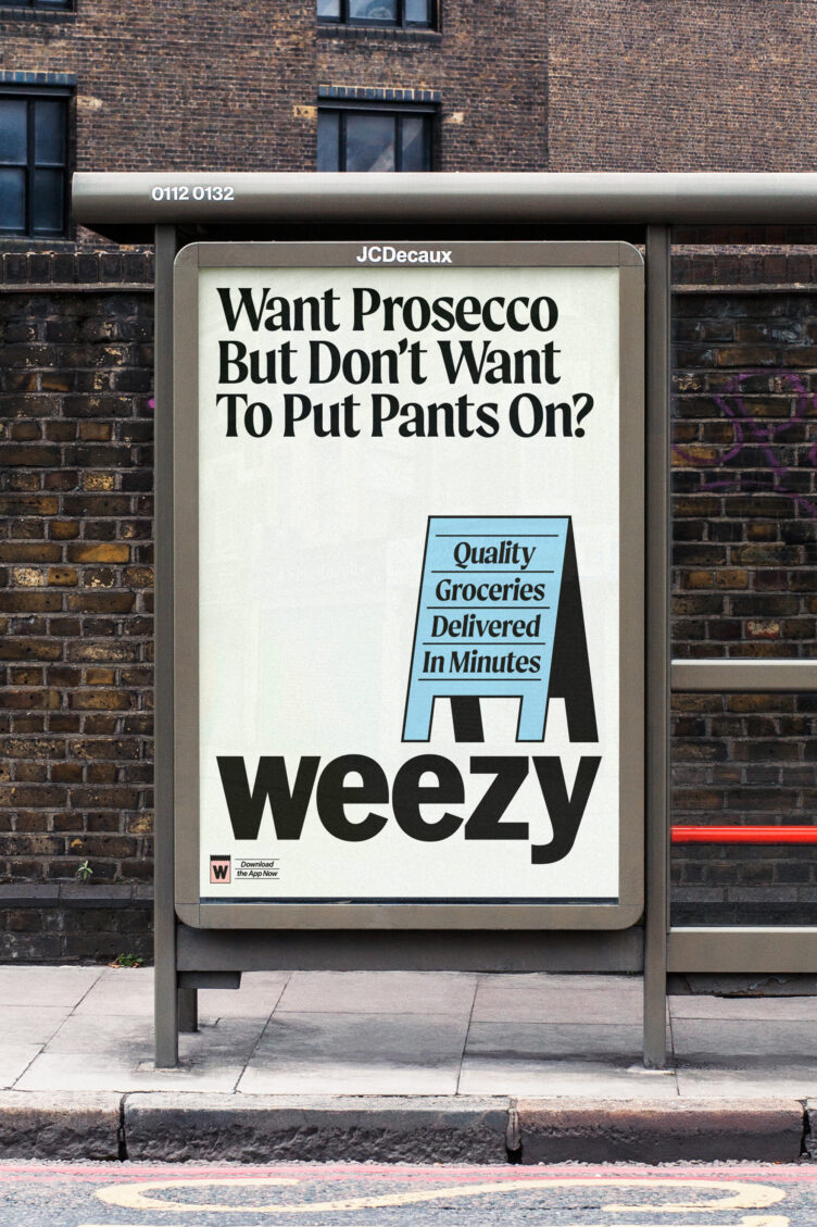 Weezy - Want Prosecco But Don't Want To Put Your Pants On?
