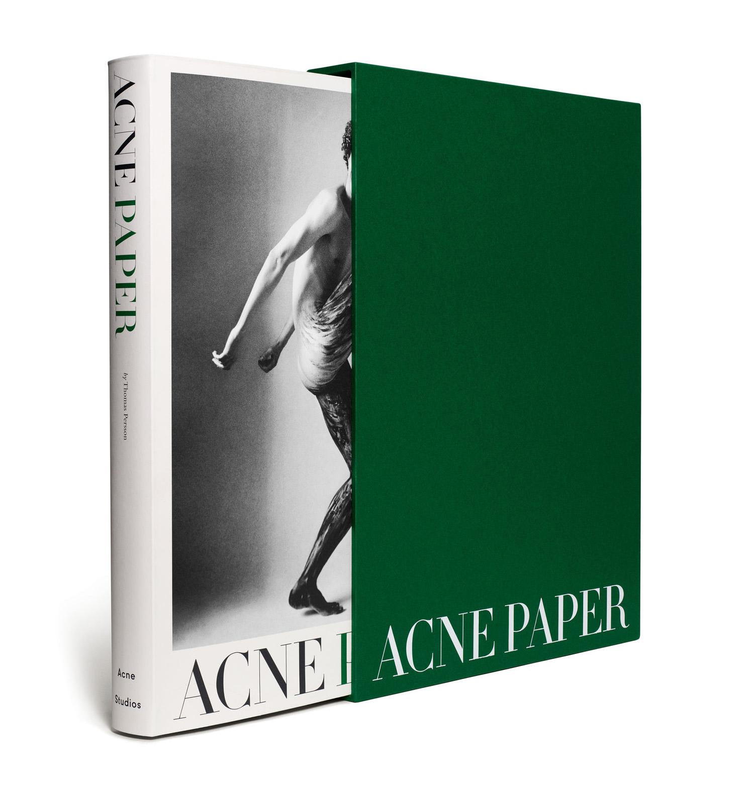 Acne Paper Book Cover