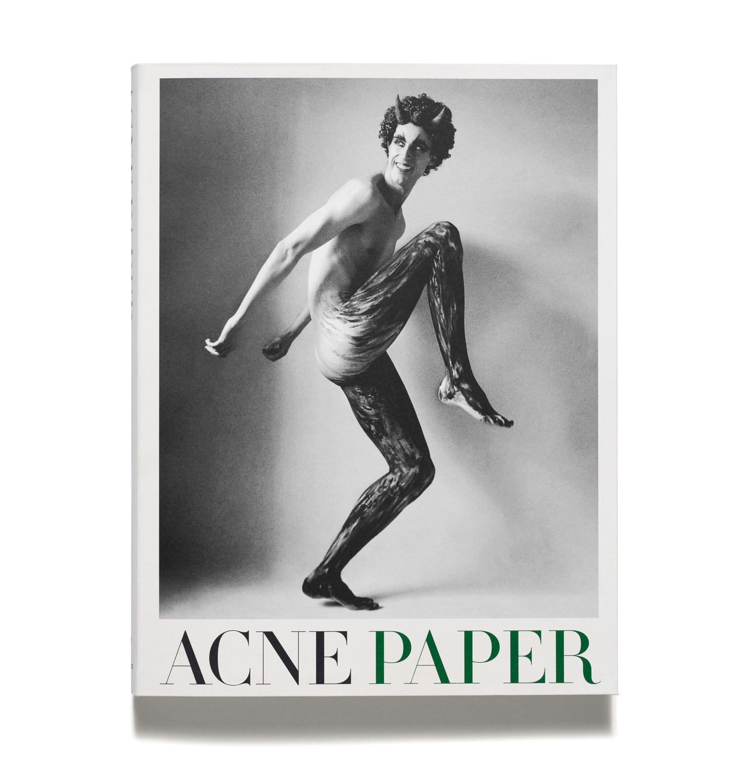 Acne Paper Book Cover 002