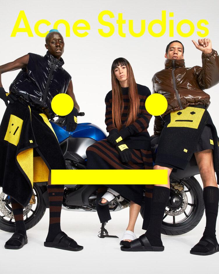 Acne Studios Face Collection: Pop