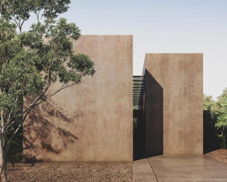 Park House in Australia designed by Morq Architects 001