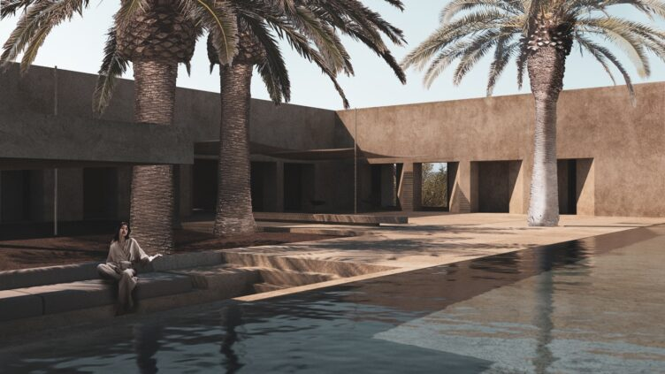 Villa Mediterranea by Morq Architects 005