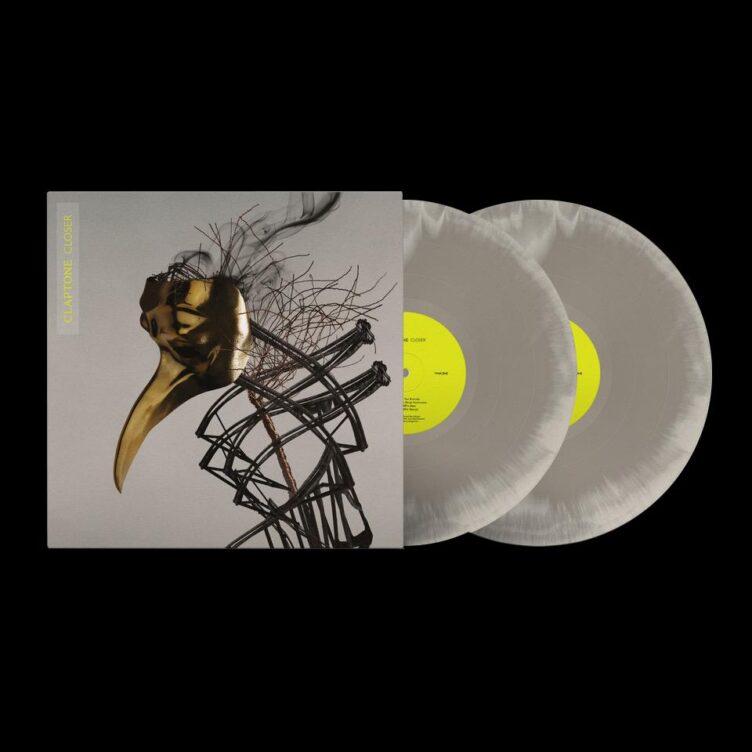 Claptone Closer Album 2LP