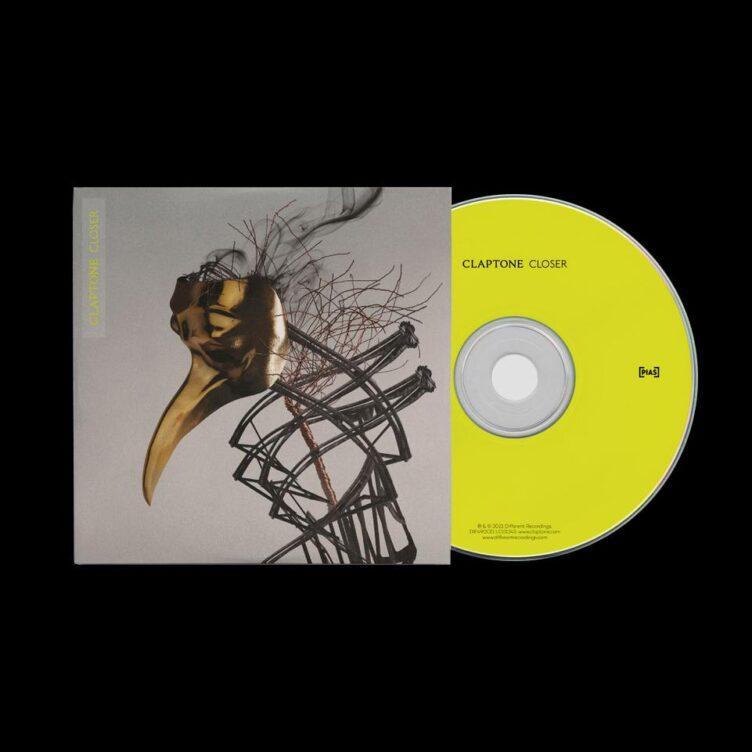 Claptone Closer Album (Digipak) CD