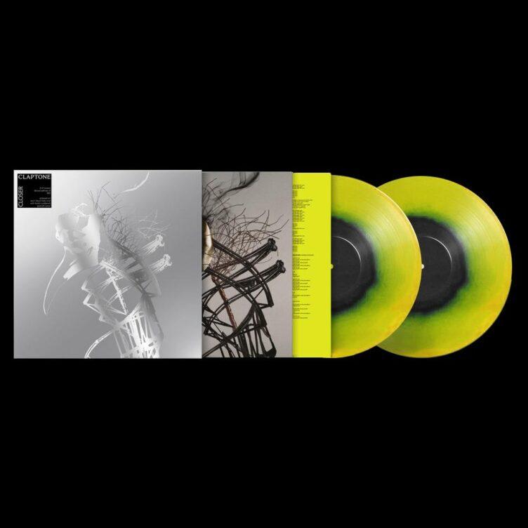 Claptone Closer Album 2LPX Deluxe Version