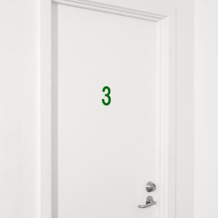 Gale Street Studios Door Number