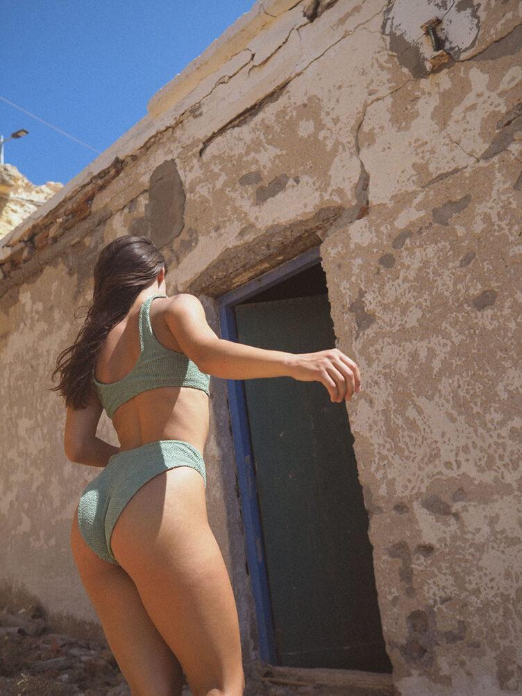Under the Cycladic Sun – A self portrait series by Oriana Senia 005