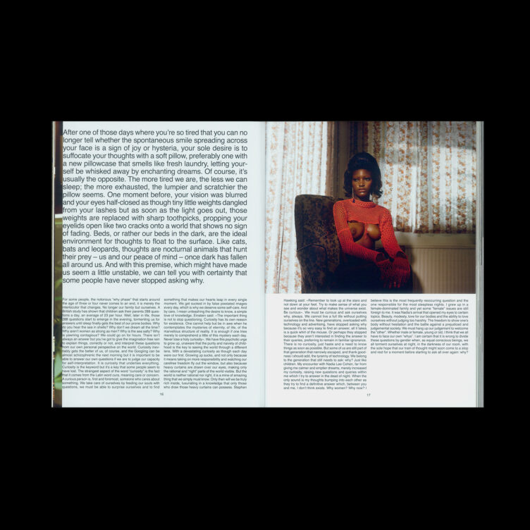 C41 Magazine issue 11 – Why asking why? Spread 003